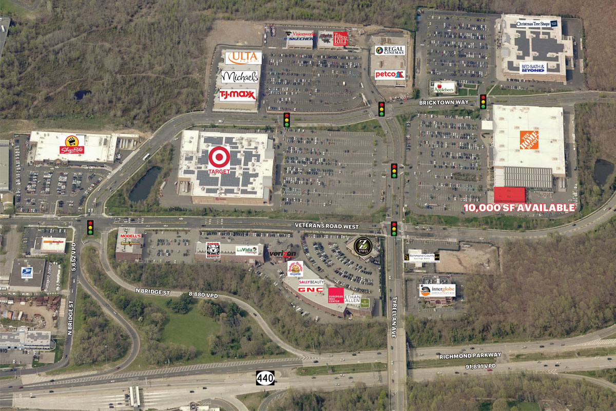 Bricktown Centre at Charleston | Retail For Lease | End Cap | RIPCO
