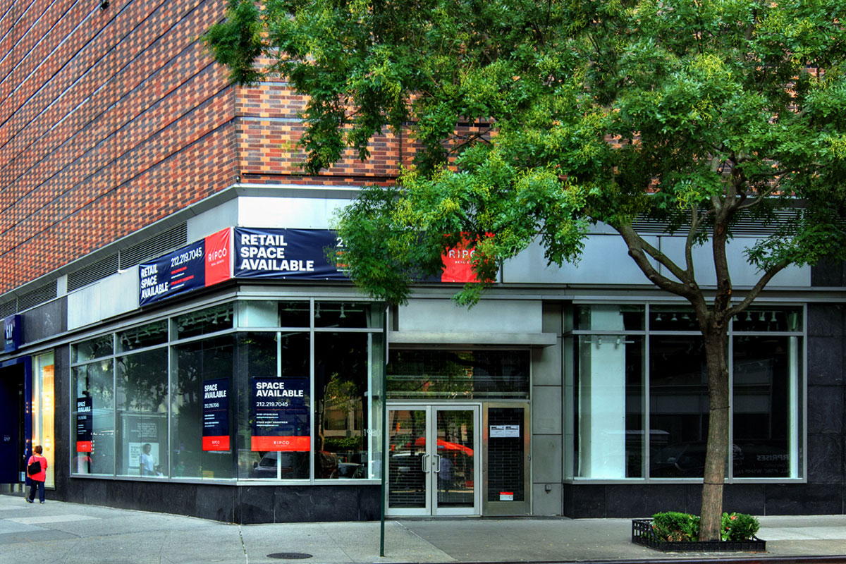 1980 Broadway Retail Space For Lease Upper West Side